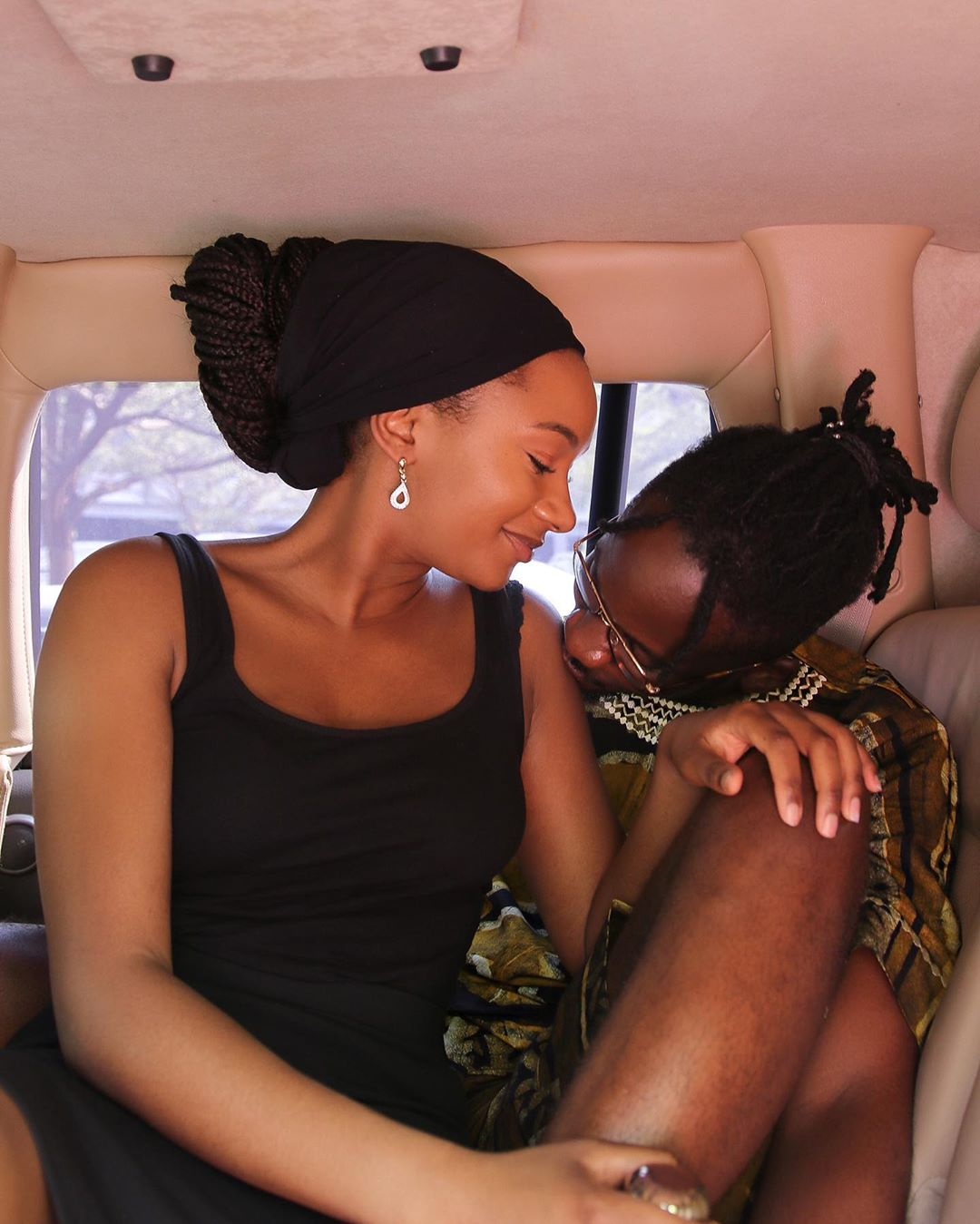 Photo of Temi Otedola shares loved up photo with Mr Eazi to celebrate their 3rd anniversary