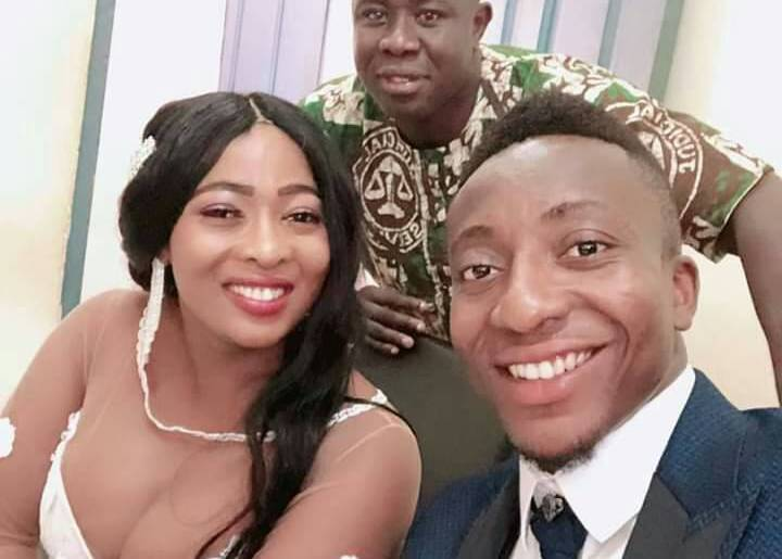 Asante Kotoko Captain Felix Annan Marries..