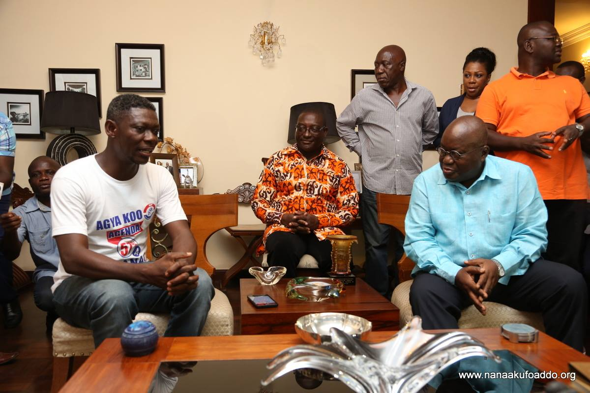 I gained nothing after all my hard work & loyalty to NPP – Agya Koo 'weeps' in pain