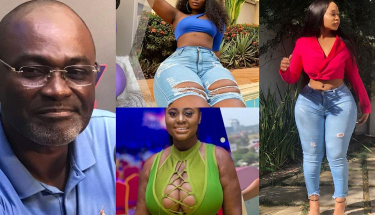 Photo of Set me up with a Slay Queen and I'll 'bonk' her 'well well' to win her loyalty– Ken Agyapong