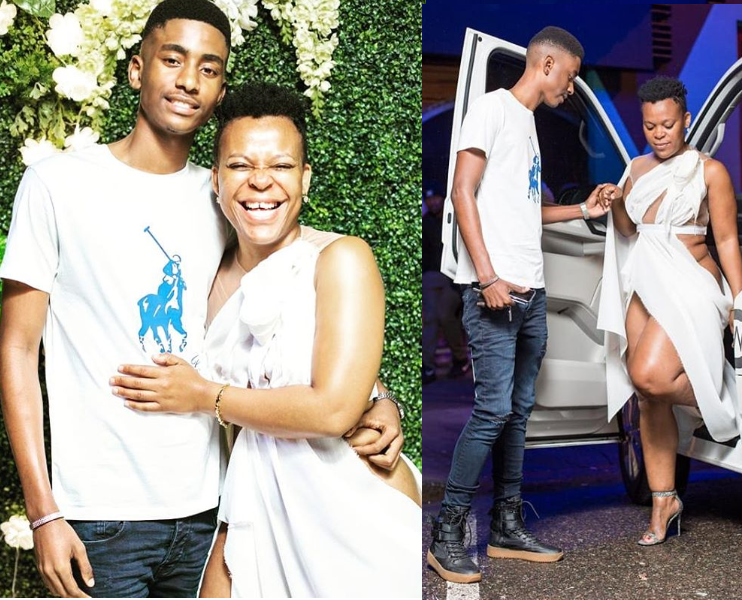 Zodwa Wabantu Brags About Her Sex Life