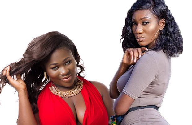 sista afia and wendy shay Vodafone Ghana Music Awards 2020