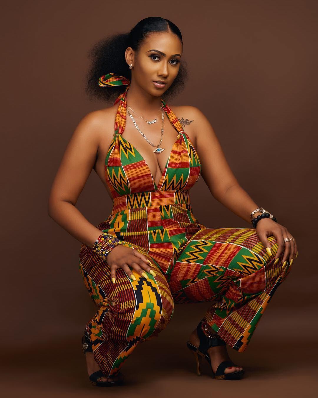 Ghanaian Entrepreneur and socialite, Hajia4real