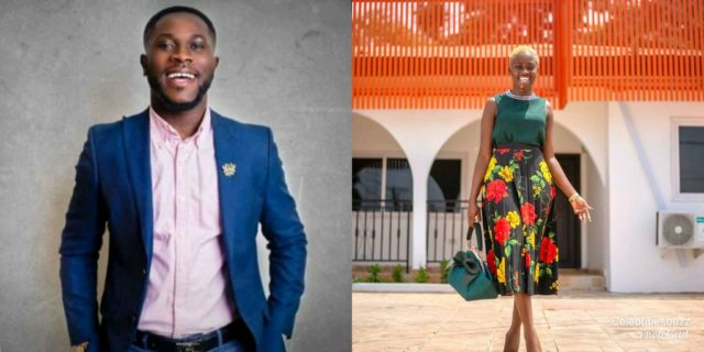 Fella Makafui's Manager, Richmond Amofa Speaks After She Scared Him With A Fake Collapse At Her Traditional Wedding Ceremony – Watch Video