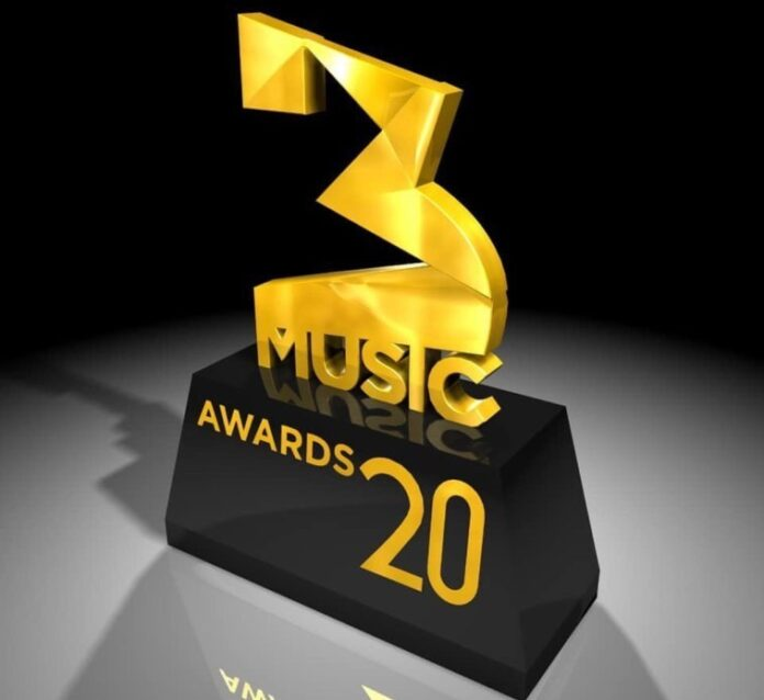 3Music Awards 2020 Full list of winners