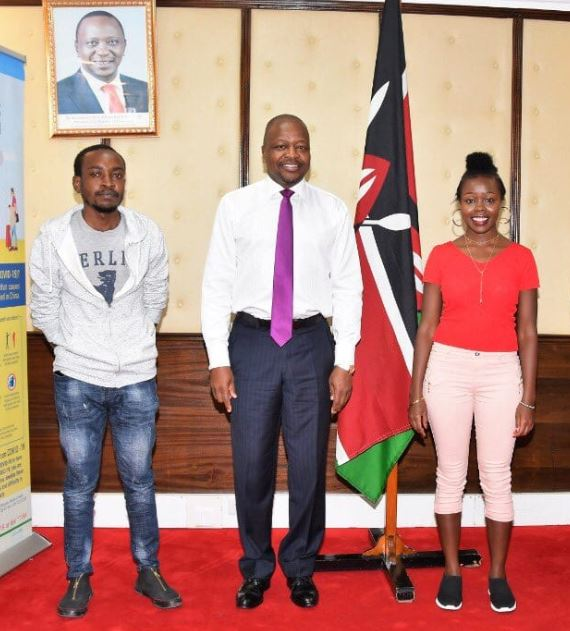 Photo of Eight reasons why Kenyans are not convinced by BRENDA's Coronavirus recovery tale – Something does not add up (LOOK)