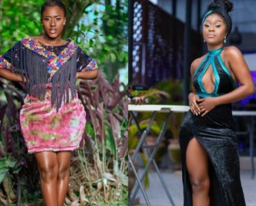 """Photo of Efia Odo's Reaction To Fella Makafui """"Over"""" Song Shows She Has No Plans Of Being Her Friend Again (+Screenshot)"""