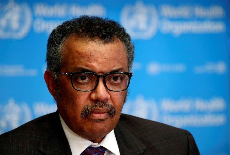 World Health Organization, Tedros Adhanom Ghebreyesus resign