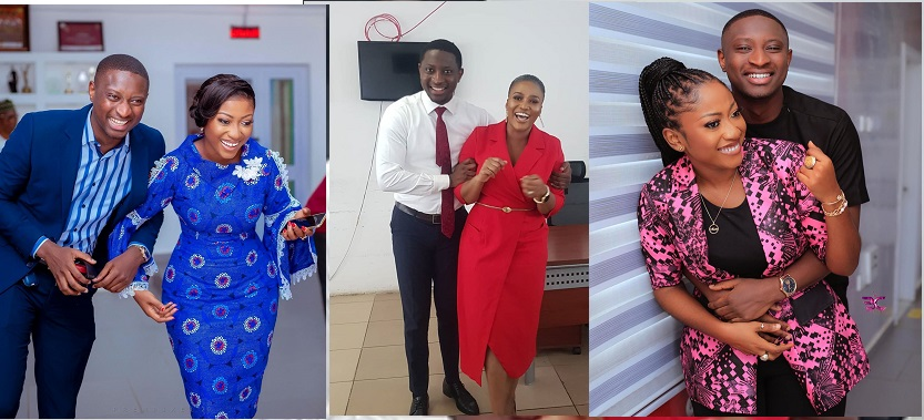 Photo of TV3 sports presenter Thierry Nyann Celebrates Birthday with Beautiful Ladies Around Him -Photos