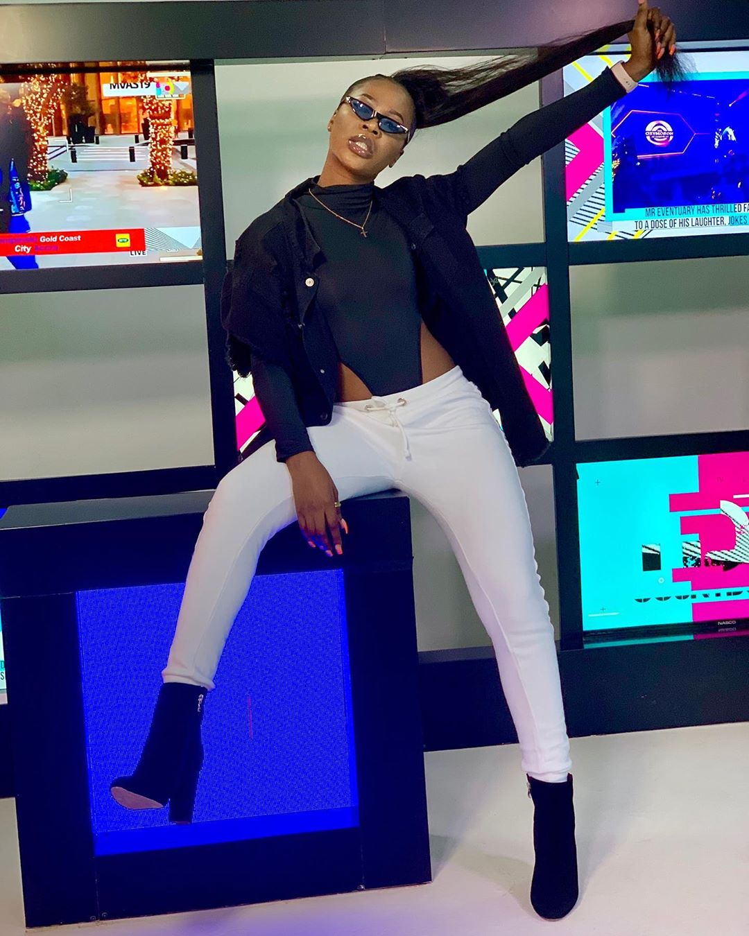 Photo of The Fire I Had When I Won Hitmaker Went Completely Off After D-Black Signed Me – Freda Rhymz Reveals