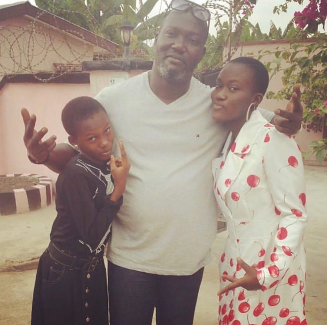 Photo of Bernard Nyarko's number of children not 3 as more children emerge after his death – Mother