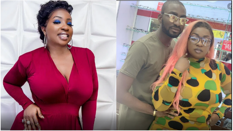Actress Anita Joseph reacts after fans predict the crash of her marriage