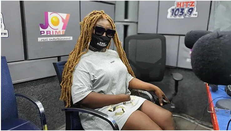 Eno Barony breaks silence on 'dissing' Medikal,Beyond ControL