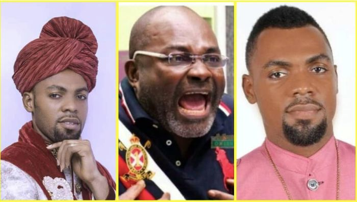 Kennedy Agyapong replies Rev. Obofour
