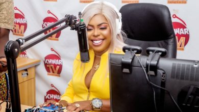 Photo of Afia Schwar Drops More 'Filla' On Nigel Gaisie, Alleges He Slept with Nana Romeo's Wife