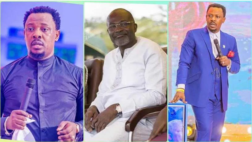 Ken Agyapong exposes Prophet Nigel Gaisie