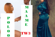 Photo of Nigerian Actress, Anita Joseph blasts Akupem Poloo for showing her taskwa to son