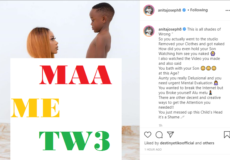 Anita Joseph blasts Akupem Poloo Anita Joseph Akupem Poloo Akupem Poloo age Akupem Poloo son name Akupem Poloo son father Akupem Poloo biography Akupem Poloo home town Akupem Poloo parents Akupem Poloo education