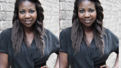 Photo of Here's How Charlotte Mensah Became 1 of the Most Sought-After Black Hairstylists in the UK