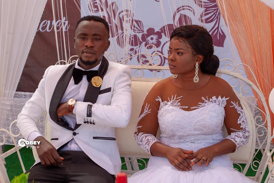 Ghanaian Blogger Yaw Sarpong Marries Mavis Augustus In A